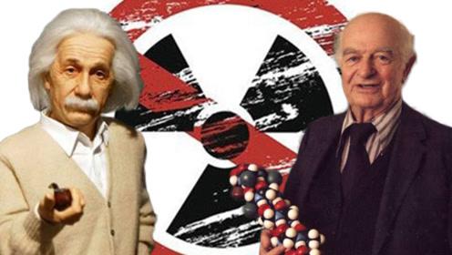 为了反对核武器,他和爱因斯坦带头请愿,因此还获得了诺贝尔和平奖!
