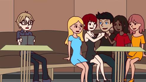男孩和班花约会,不料被高富帅同学插腿,结果悲剧了!