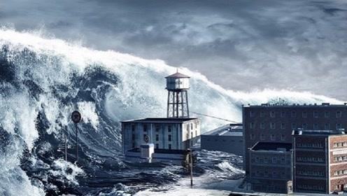 世界海啸日 吞噬一切的海中恶魔
