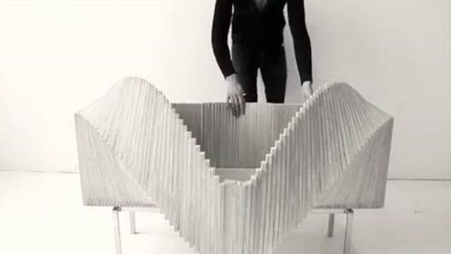 """世界上最""""浪""""的家具,随意变换造型,网友:变形金刚?"""