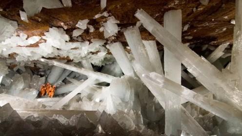 最绚丽的水晶宫殿却有致命危险 一滴水蕴含2亿病毒