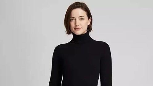 没有什么时髦 是一件黑打底衫给不了的