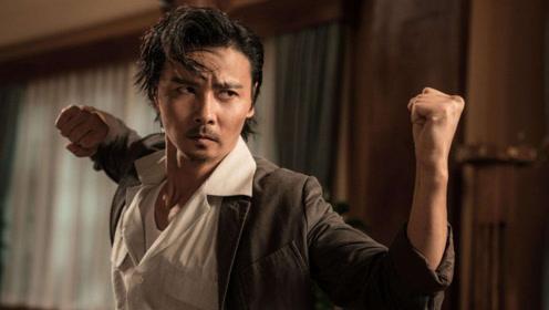 电影:男子不自量力,挑战咏春大师叶问,结果自己砸了自己的招牌!