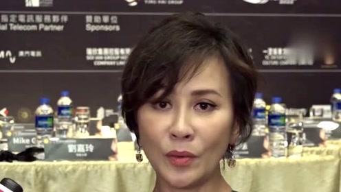 刘嘉玲赞易烊千玺:他会是一个非常了不起的演员
