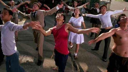 周星驰都没想到,自己的舞蹈遇到《大田后生仔》,能如此灵魂