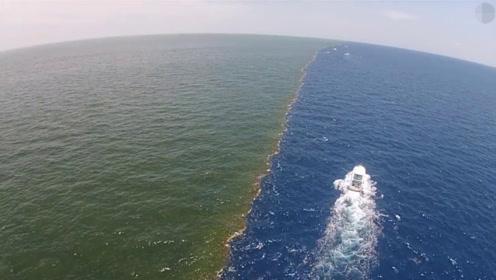 为什么大西洋和太平洋的海水,无法相融在一起?看完大开眼界!