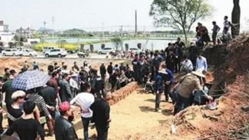 姜子牙墓被发现,考古队进入后目瞪口呆,专家:未曾见过