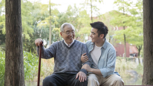 中老年人怎么养生?常按这3个穴位,那才是真正的健康养生