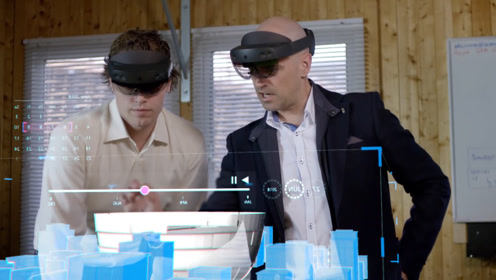 苹果也在跟进的黑科技 微软HoloLens 2国行上架 27388元!
