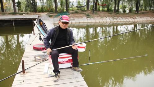 天冷后再钓鱼,线组要学会这样搭配,既灵敏又不切线,套用即可