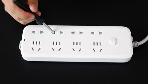 什么样的插线板好?看清2个地方,买到的插线板好使用,用着放心