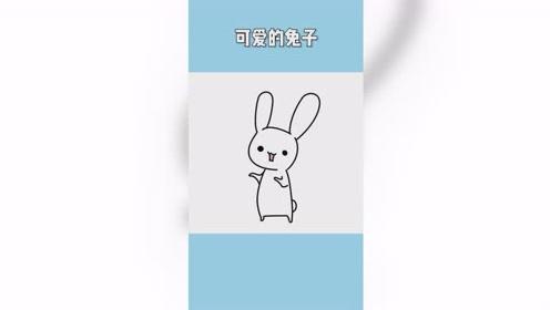 小兔兔要抱抱