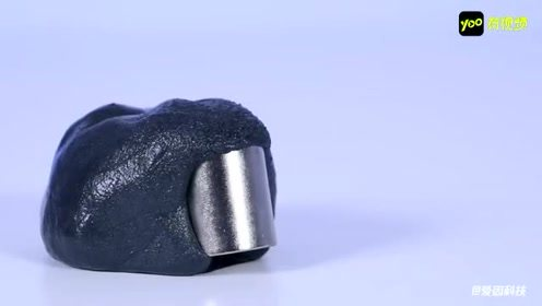 让人惊奇的磁铁小实验,第一个就吸引我了,简直太神奇了!