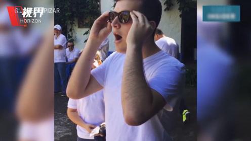 这副眼镜能还原色彩 色盲患者戴上后都泪崩了