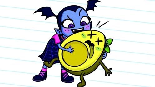 情侣回家误入吸血鬼地盘,本以为命不久矣,结局让人竖起大拇指!