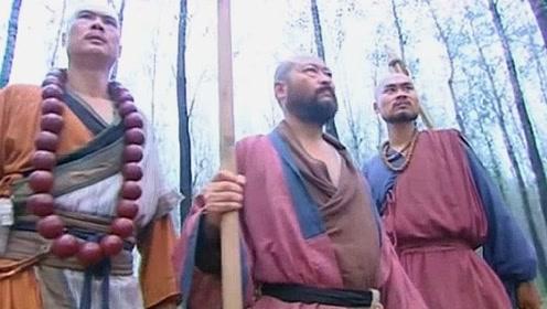 此人轻功如此之高,连三大少林高僧都被耍得团团转,太厉害了