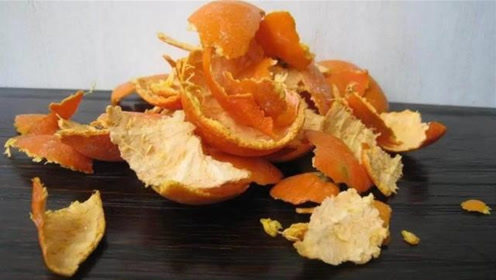 家里有吃橘子的快看看,这作用真是厉害,特别是第三个,长见识了