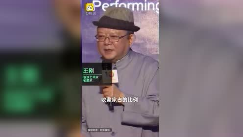 王刚:全世界富人里,中国收藏家的比例最低