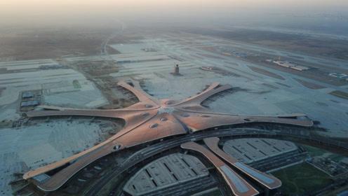 中国机场扬名网络,5年内建成并投入使用,看完涨知识了