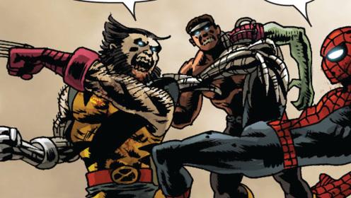复仇者联盟为了争抢人肉,大打出手,超级英雄不复存在