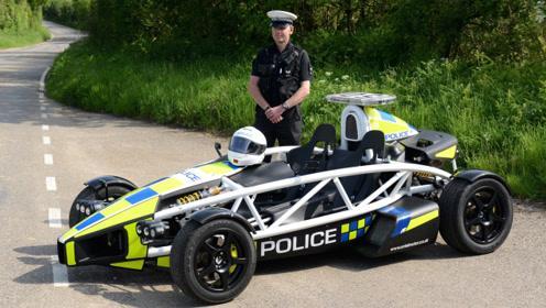 世界上速度最快的10辆警车,让你知道什么叫有钱真香!