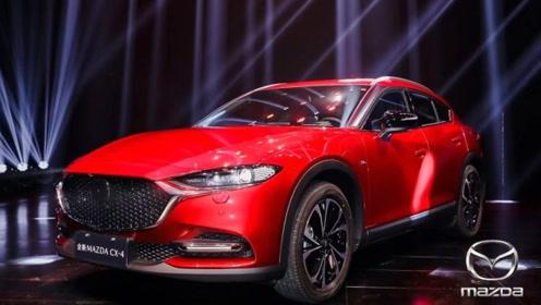 康康侃车|新款马自达CX-4购车推荐,升级在哪里?