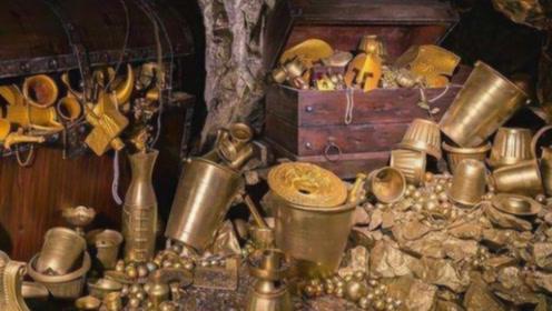 张家界一村支书,上山发现一山洞被封住,将其打开挖出李自成宝藏