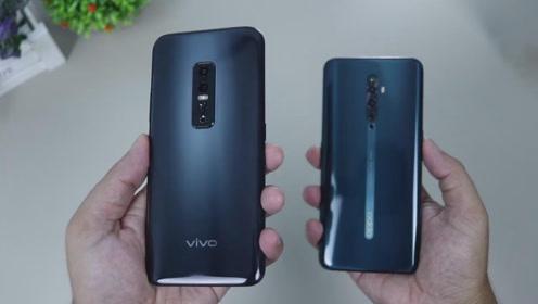 Vivo V17 Pro对比OPPO Reno 2拍照和游戏性能