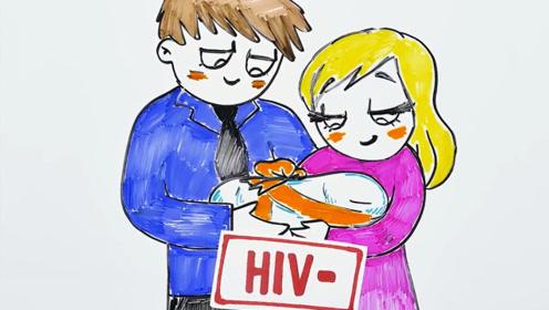 男孩被检查出HIV,痛恨命运如此不公,但上苍又给了他一份最好的礼物!