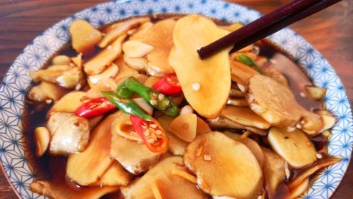 冬天要多吃这菜,5毛钱一斤,简单一腌,脆嫩爽口,好吃又营养