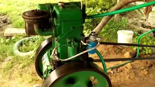 印度农村立式抽水机,是否可以值得我们参考?