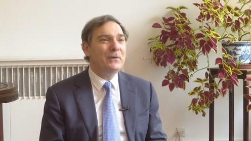 """希腊驻华大使:中希关系处于""""黄金期"""""""