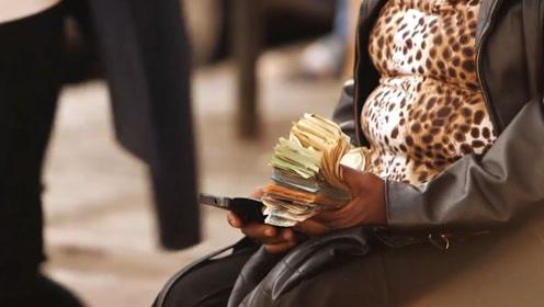 非洲五大贫穷国家的生活,月薪3000的上班族,去了都是大土豪!
