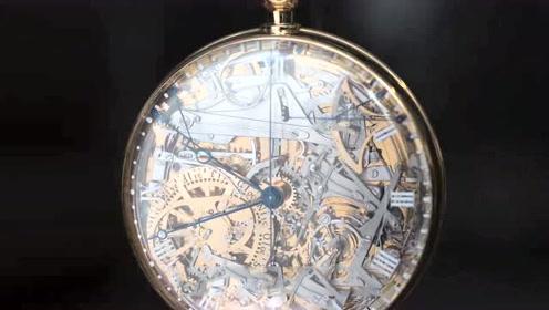 世界上最贵的5只手表,一只表就能证明是亿万富翁,普通人见不到