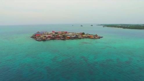 奇闻!世界上唯一没有蚊子的岛:0.012平方公里内住着1300人