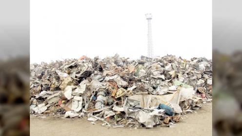 """中国拒收这种洋垃圾后,日本十分""""头疼""""……"""