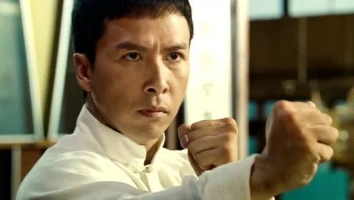 电影:叶问想在香港开武馆,遭到层层阻拦:想开武馆?我们说了算!