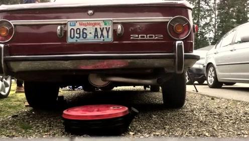 时隔16年的经典老宝马1973 BMW 2002复活成功