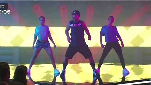 bj91综合舞蹈课程  有氧健身舞