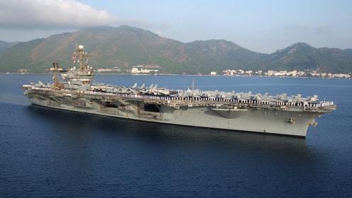 美国福特级航母二号舰下水 首舰服役两年仍无法作战
