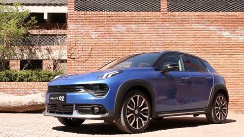对比国产豪华SUV,长城VV5与领克02如何分伯仲?