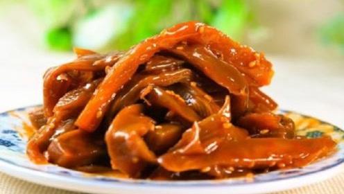 腌萝卜时,别再放食盐了,教你秘制新吃法,萝卜又脆又入味