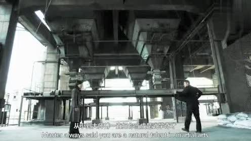 绝不输好莱坞动作大片,号称亚洲二十年最狠功夫电影《超级保镖》