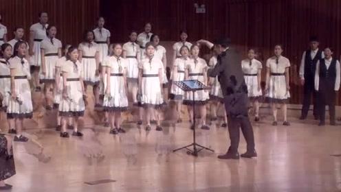 厦门二中合唱团《雪落下的声音》太美了!