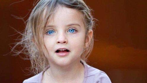 """中国著名""""混血村""""!美女黄头发蓝眼睛,自称都是""""中国人""""只讲中国话!"""