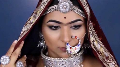 在印度看到戴鼻环的女人,千万要躲得远远的!原因很现实!