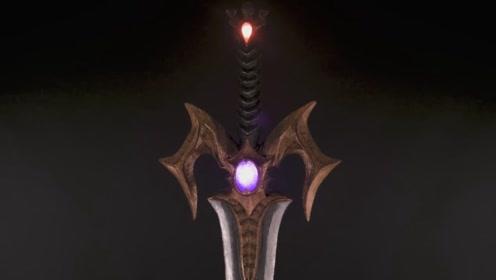 如何用3d打印笔制作闪烁的天堂剑?小伙亲自尝试,一起来见识下!
