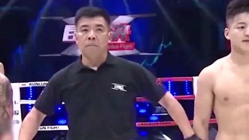 擂台上的帅气身影,前途无量的中国小将位宁辉KO合集,看个痛快