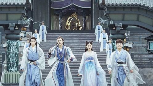 《灵剑山课代表》之势力划分:九州大陆最强的万仙盟五绝