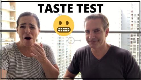 外国人尝试吃各种中国经典零食,会有什么反应?